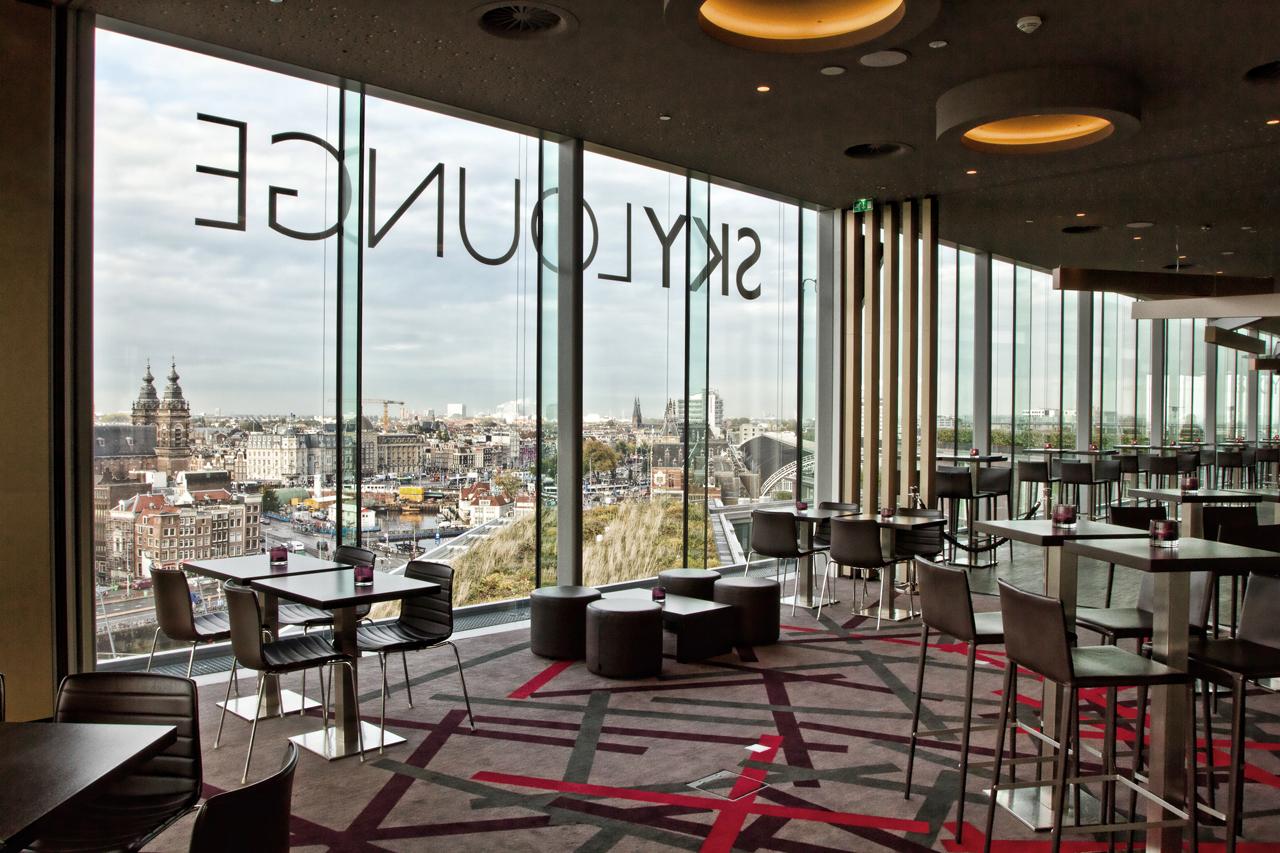 Skylounge ontvangt eretitel 'beste hotelbar van Amsterdam ...