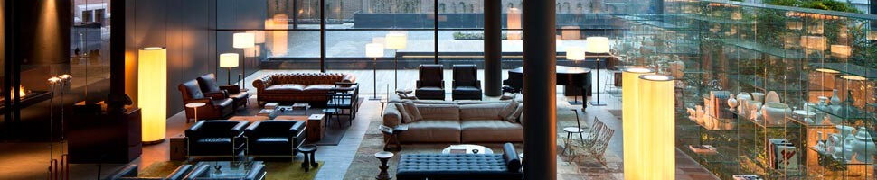 Deel 4 - Interieur en Design Conservatorium Hotel