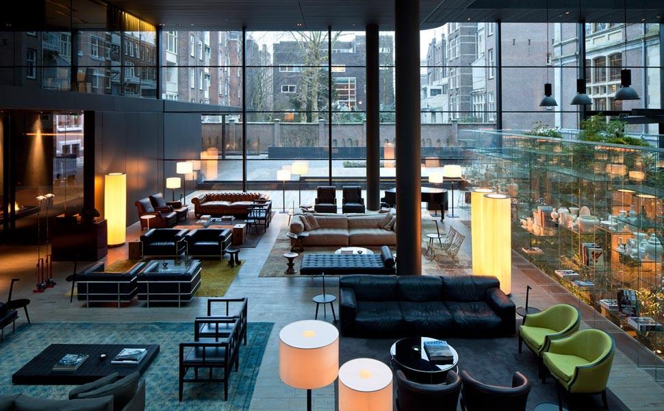 Locatiedossier 4 4 van high class naar huiskamer for Design merrion hotel 4