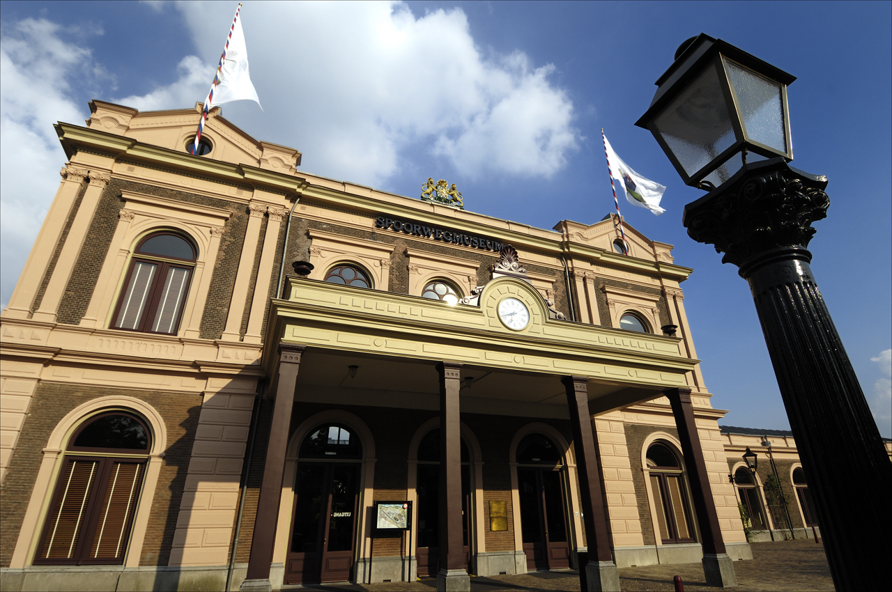 Spoorwegmuseum - GreaterVenues