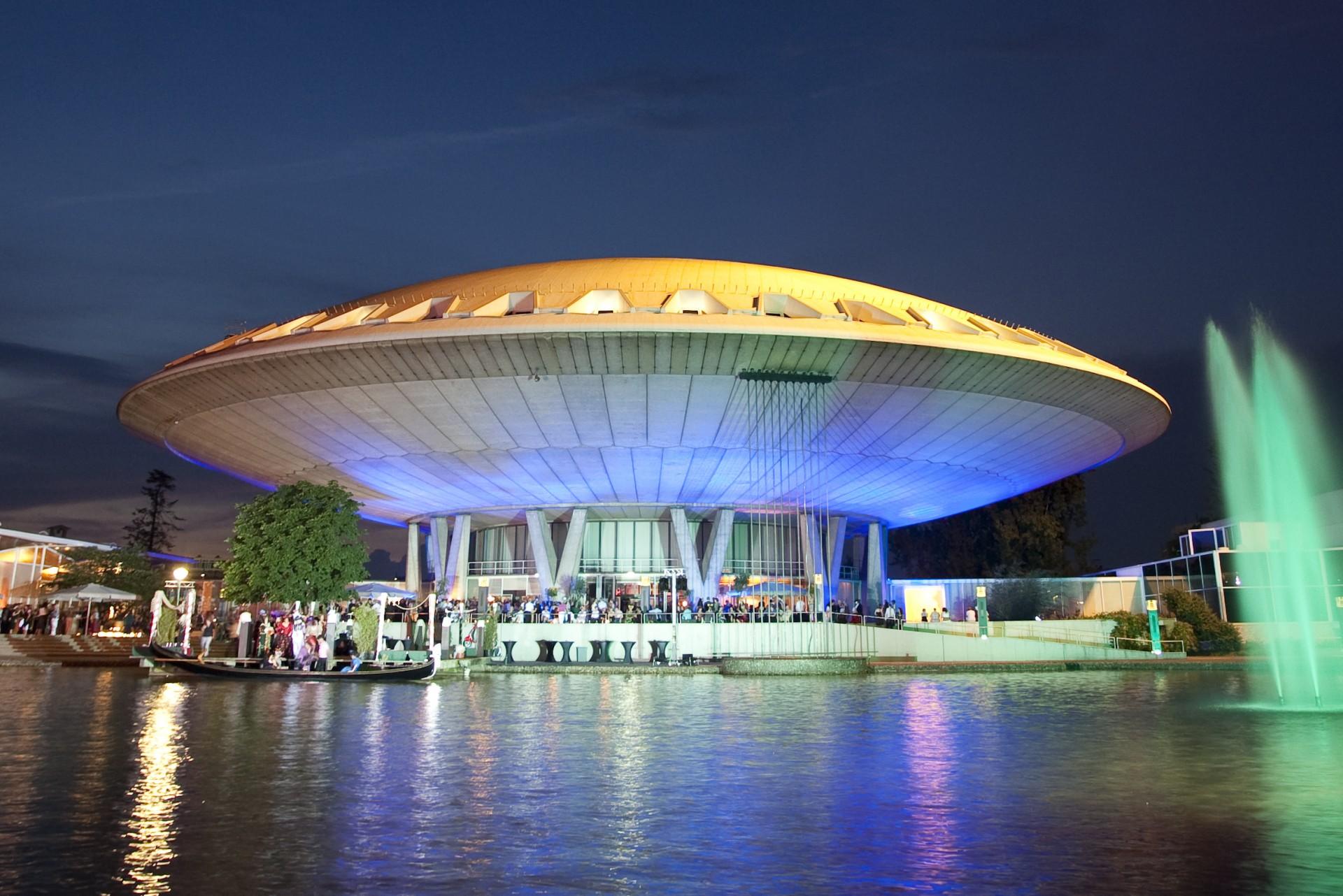 Evoluon Eindhoven – Icoon van design en technologie