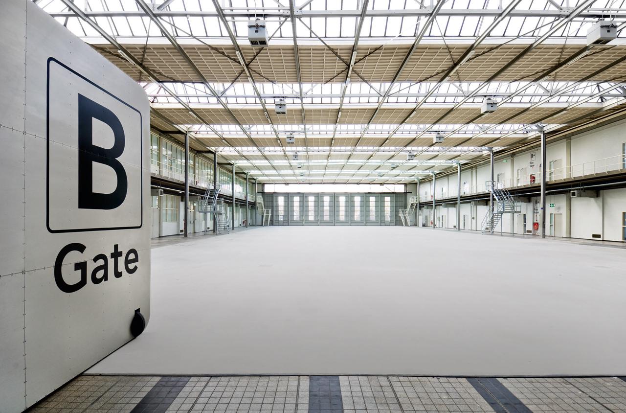 Fokker Terminal Den Haag