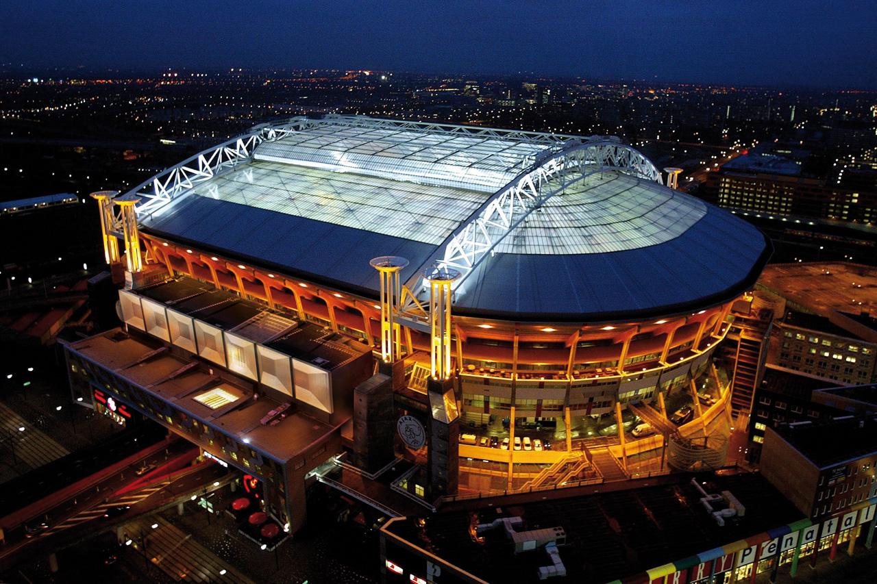 Amsterdam ArenA - Indrukwekkende venue waar kampioenen zaken doen - GreaterVenues.com