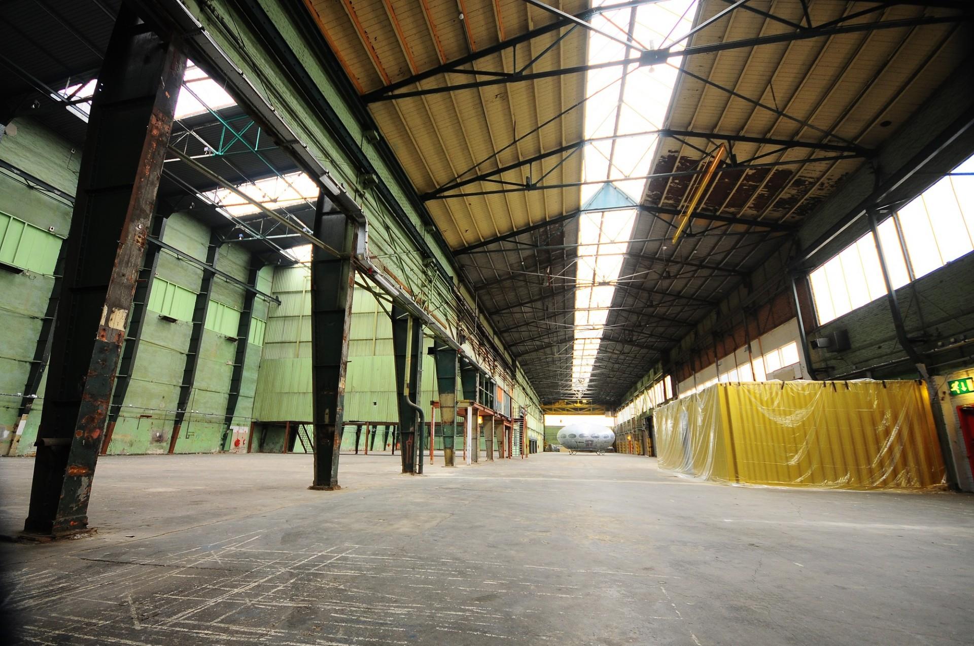 RDM Onderzeebootloods en Congrescentrum – Innovatieve events in de haven van Rotterdam