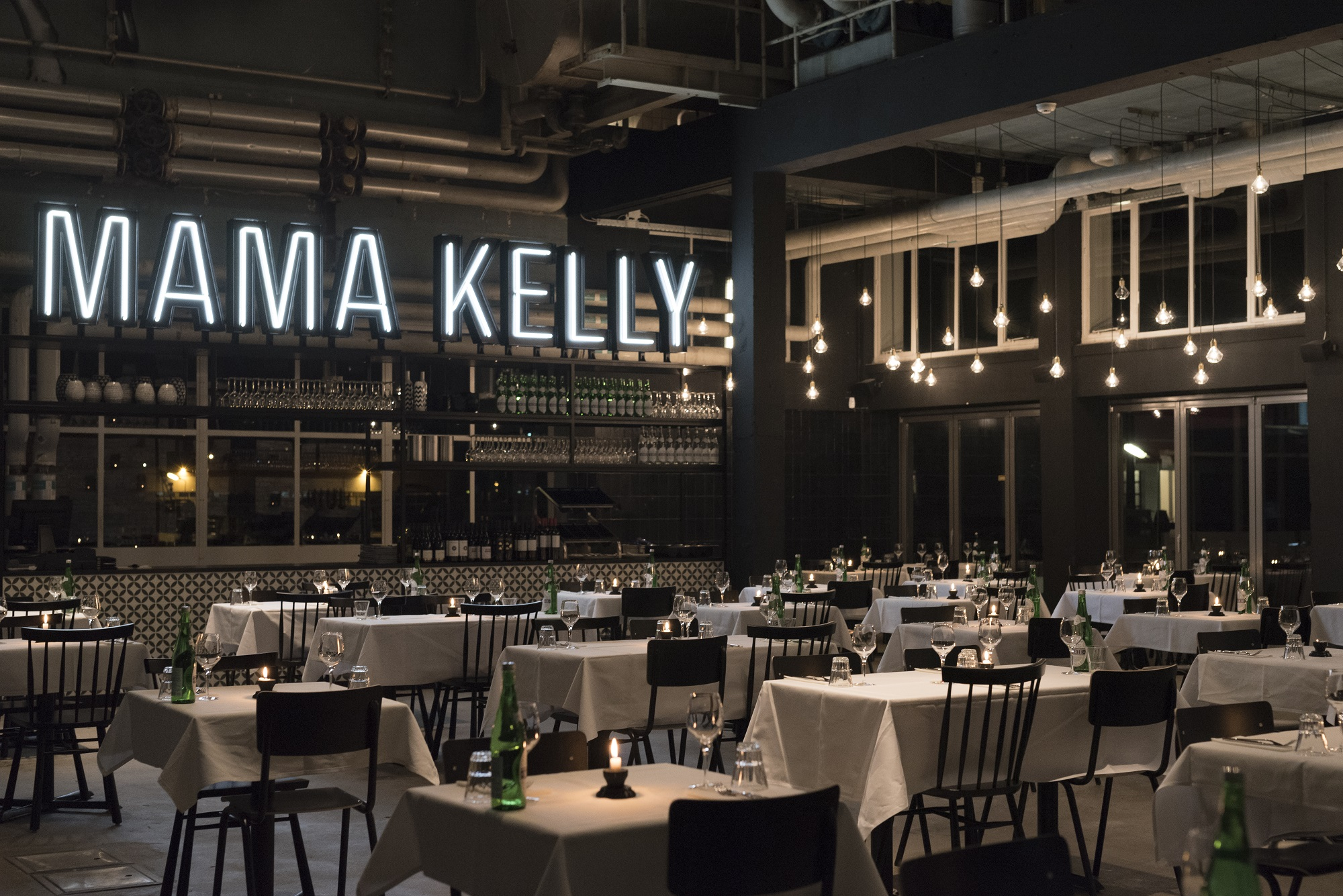 Mama kelly nieuwe industri le hotspot in den haag for Melchior interieur den haag