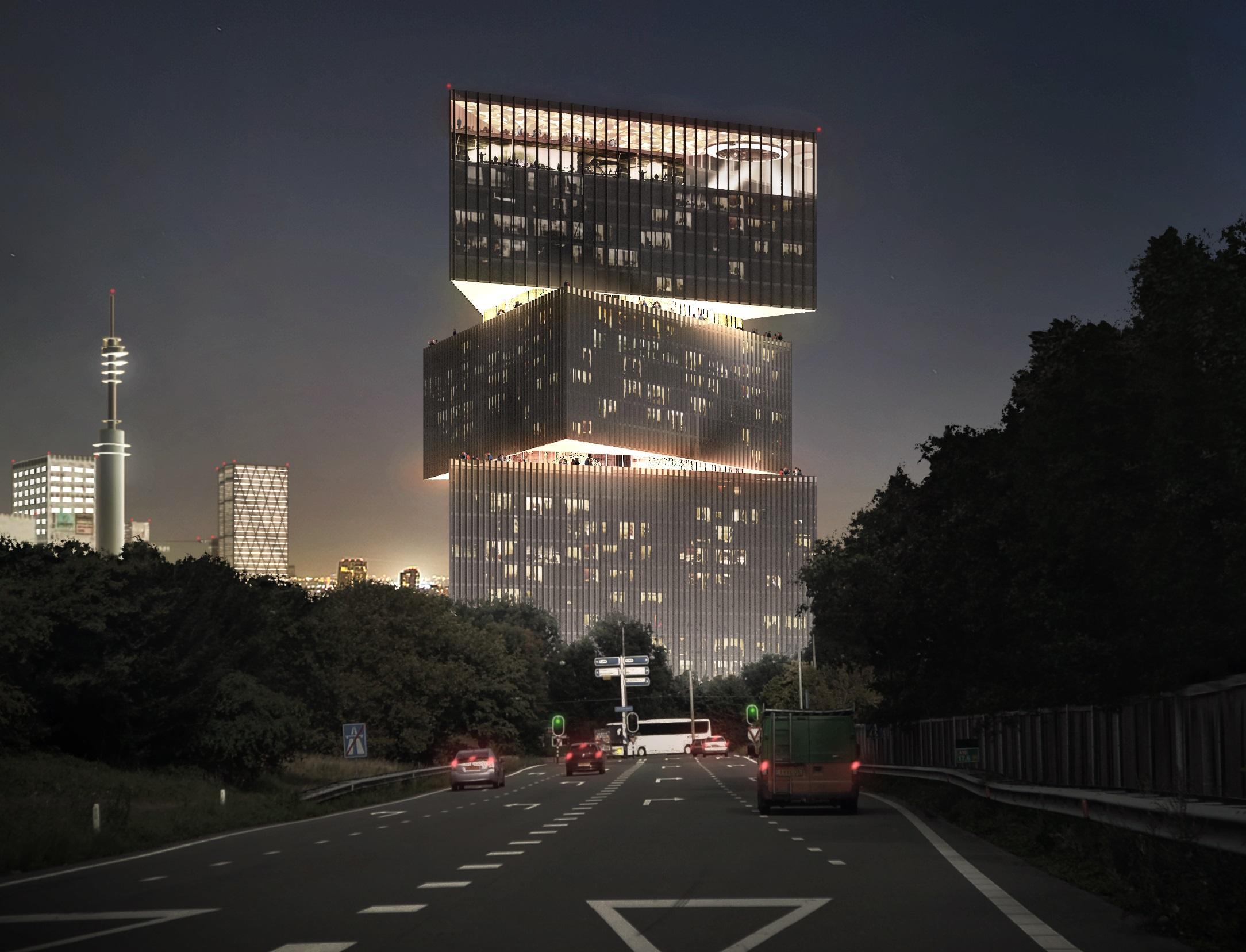 nhow amsterdam rai wordt grootste hotel van benelux