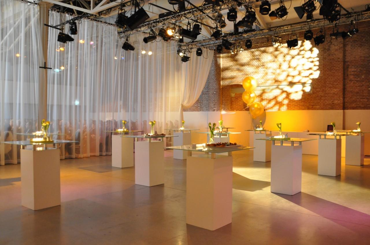 De Hallen Studio's - Industriële event venue met ongekende ...