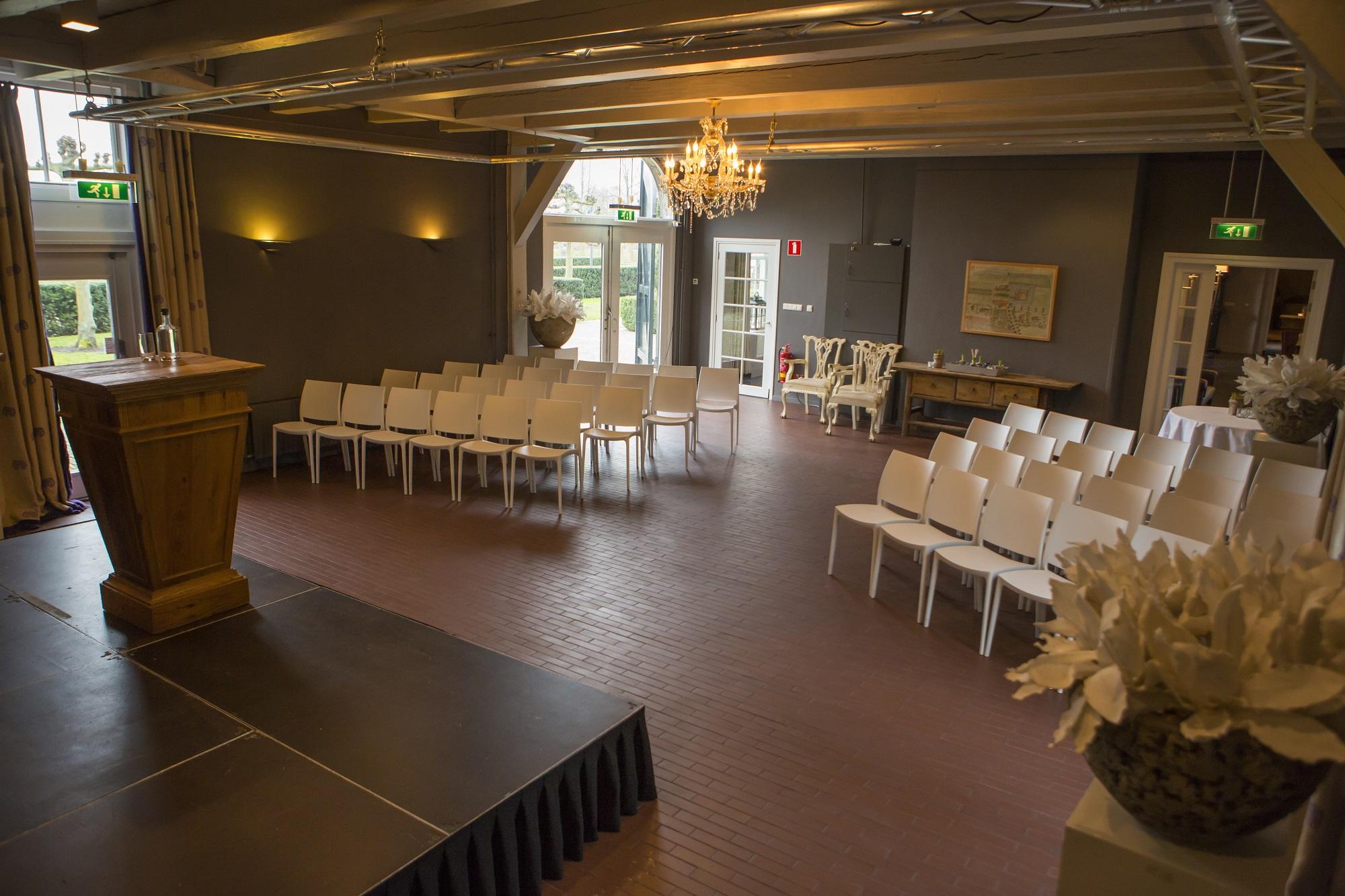 Het Oude Slot Heemstede   Sprookjesachtig decor voor ieder event   Greater Venues