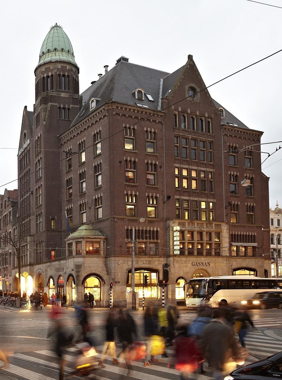 Amsterdam, maart 2015 IGC foto; Herman van Heusden