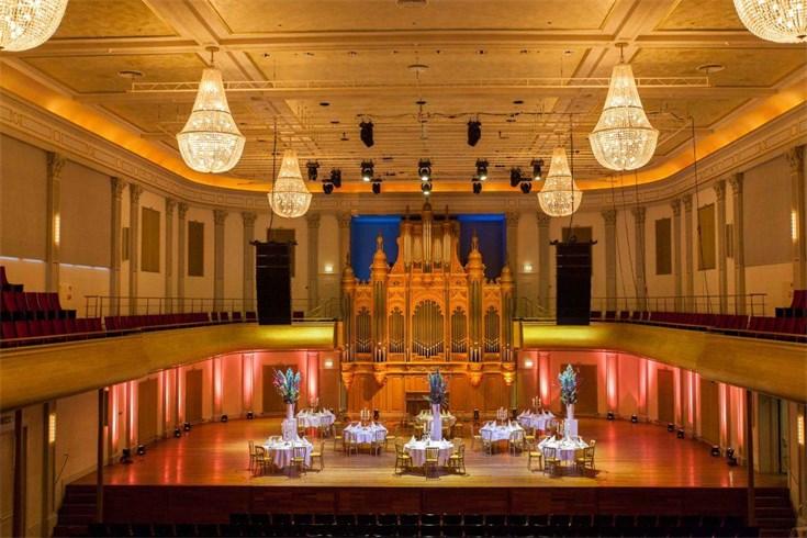 philharmonie zaal