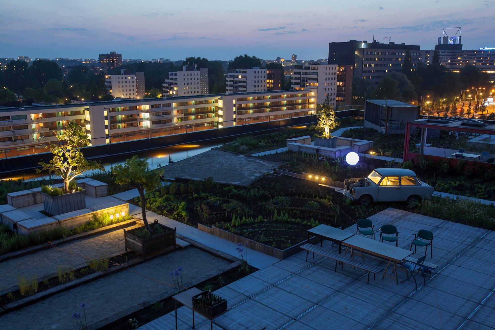 rooftop b Amsterdam 1
