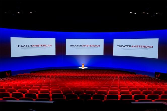 theater amsterdam zaal