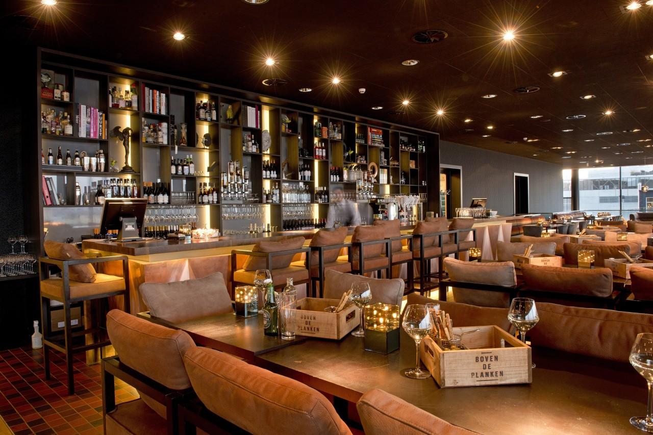 Theater amsterdam alles in huis voor een unieke beleving - Huis bar ...