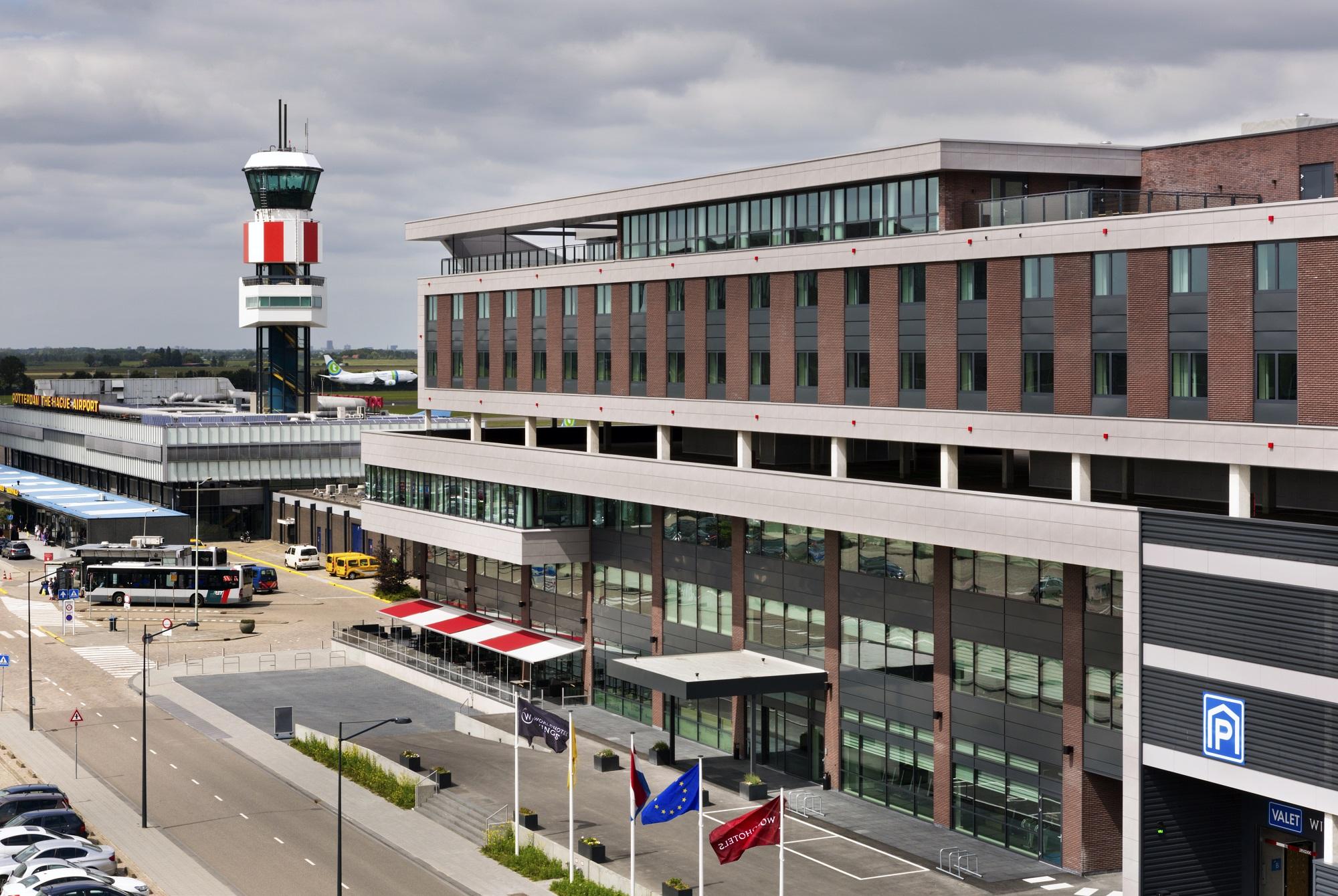 Wings Hotel Rotterdam Airport