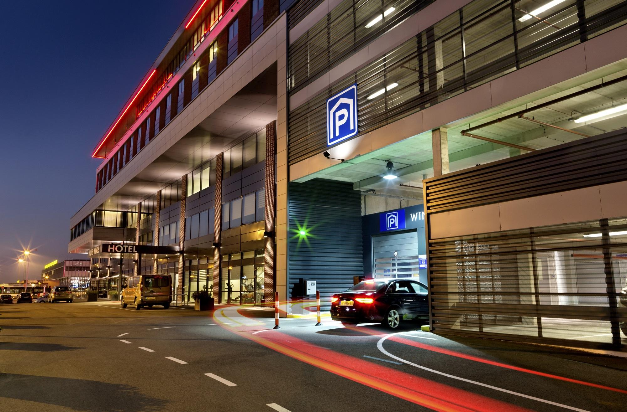 Hotel Amsterdam Met Parking