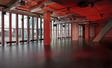 Brand new: Event space 'The Loft' in nhow Rotterdam