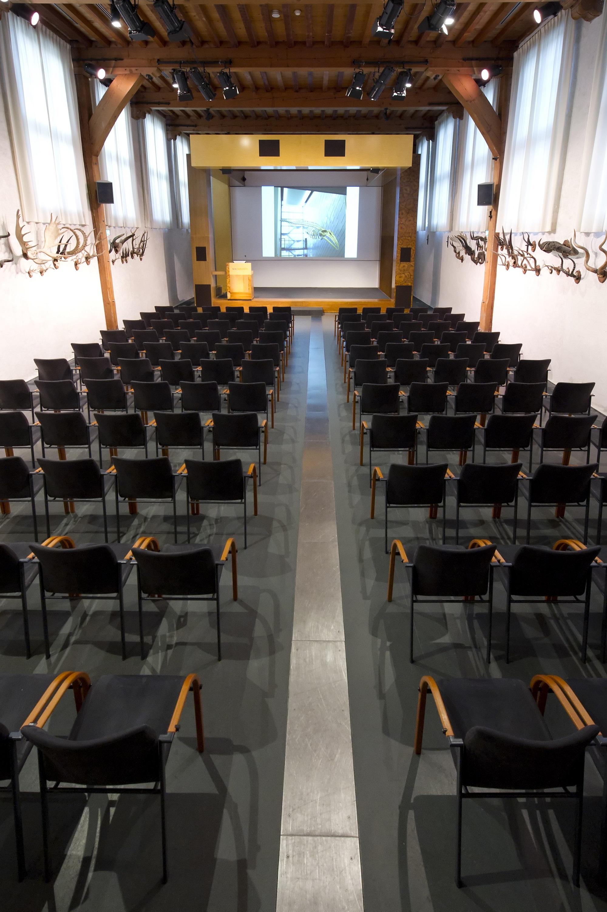 Naturalis. Auditorium