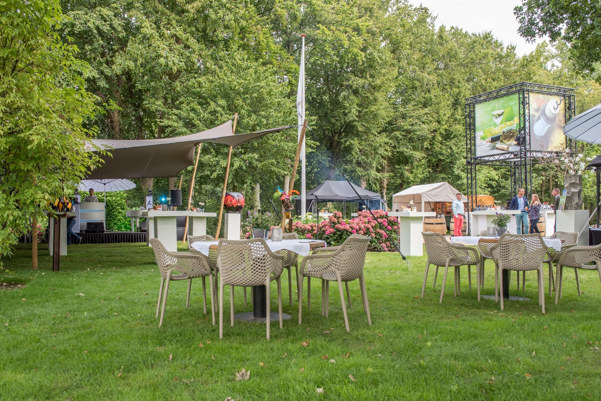 De Landgoederij - Wijn aan de Rijn - 3 september 2015