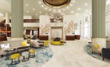 Marriott opent eerste hotel in Rotterdam