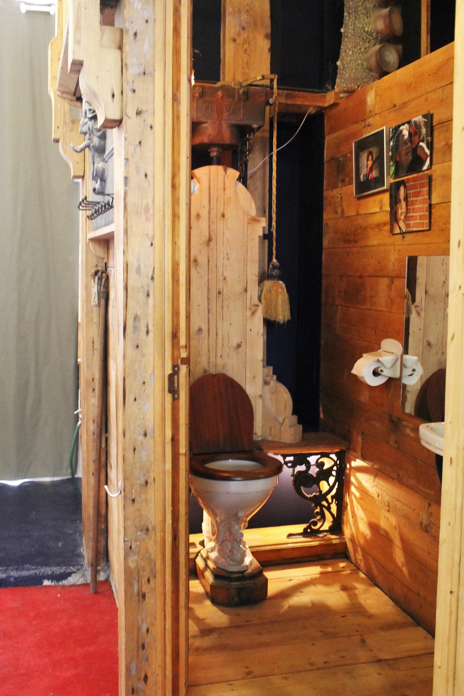 Droomwereld Toilet