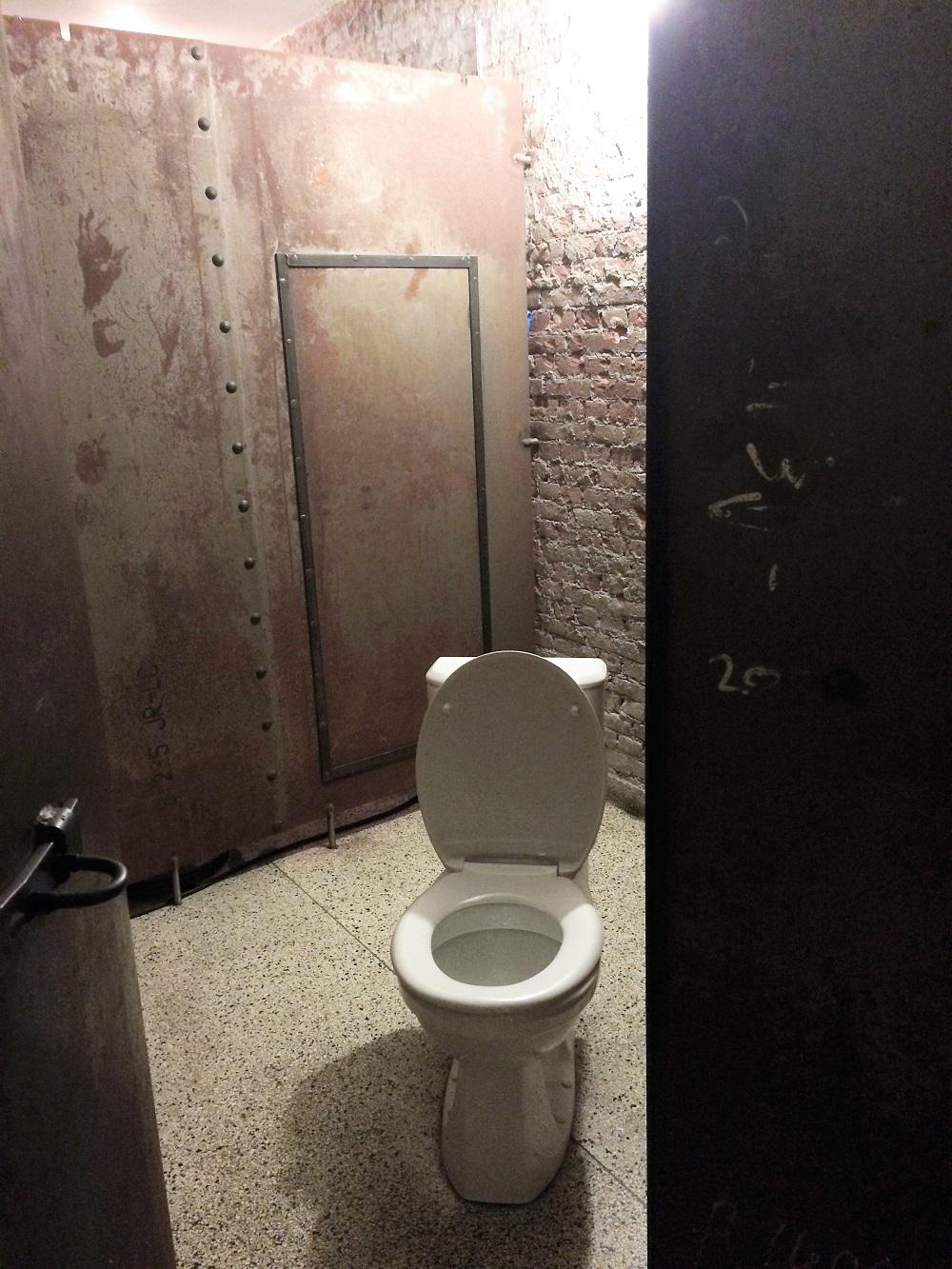 Toilet Felix Meritis