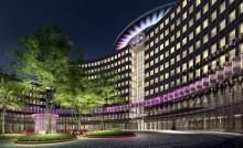Eerste blik binnen bij congreshotel in Ven Amsterdam
