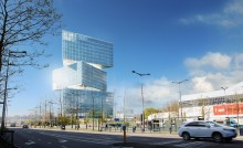 Hotel nhow Amsterdam RAI open in 2019