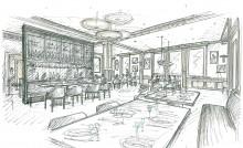 Restaurant Koninklijke Industrieele Groote Club krijgt restyling