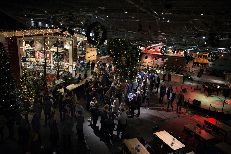 Spoorwegmuseum kerst1