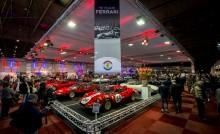70 jaar Ferrari op InterClassics Maastricht