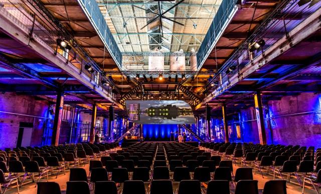 Middenfabriek plenair (funda) - SugarCity Events