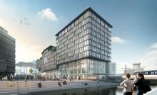 Inntel Hotels realiseert Utrecht City in Noordgebouw
