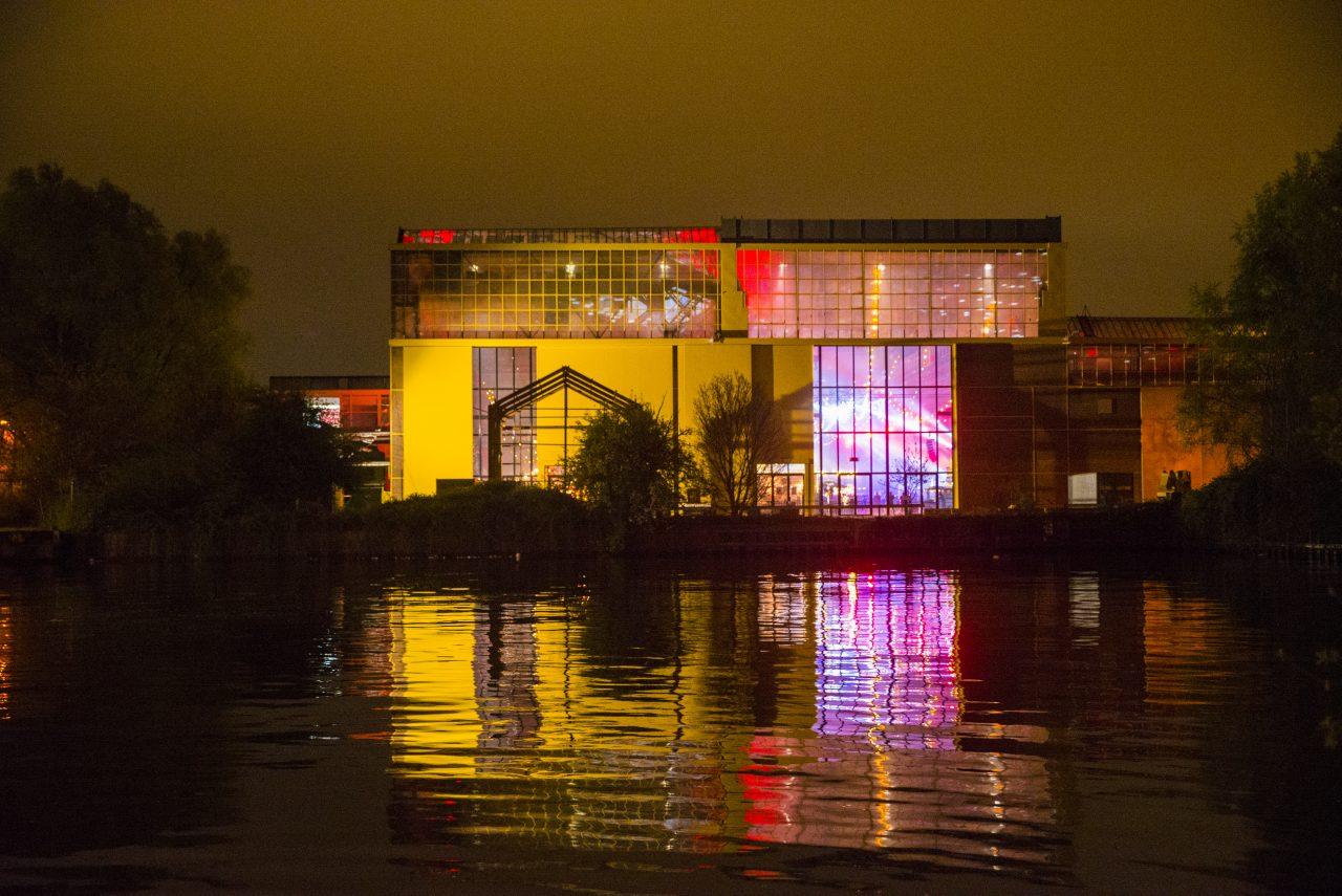 Werkspoorkathedraal Utrecht