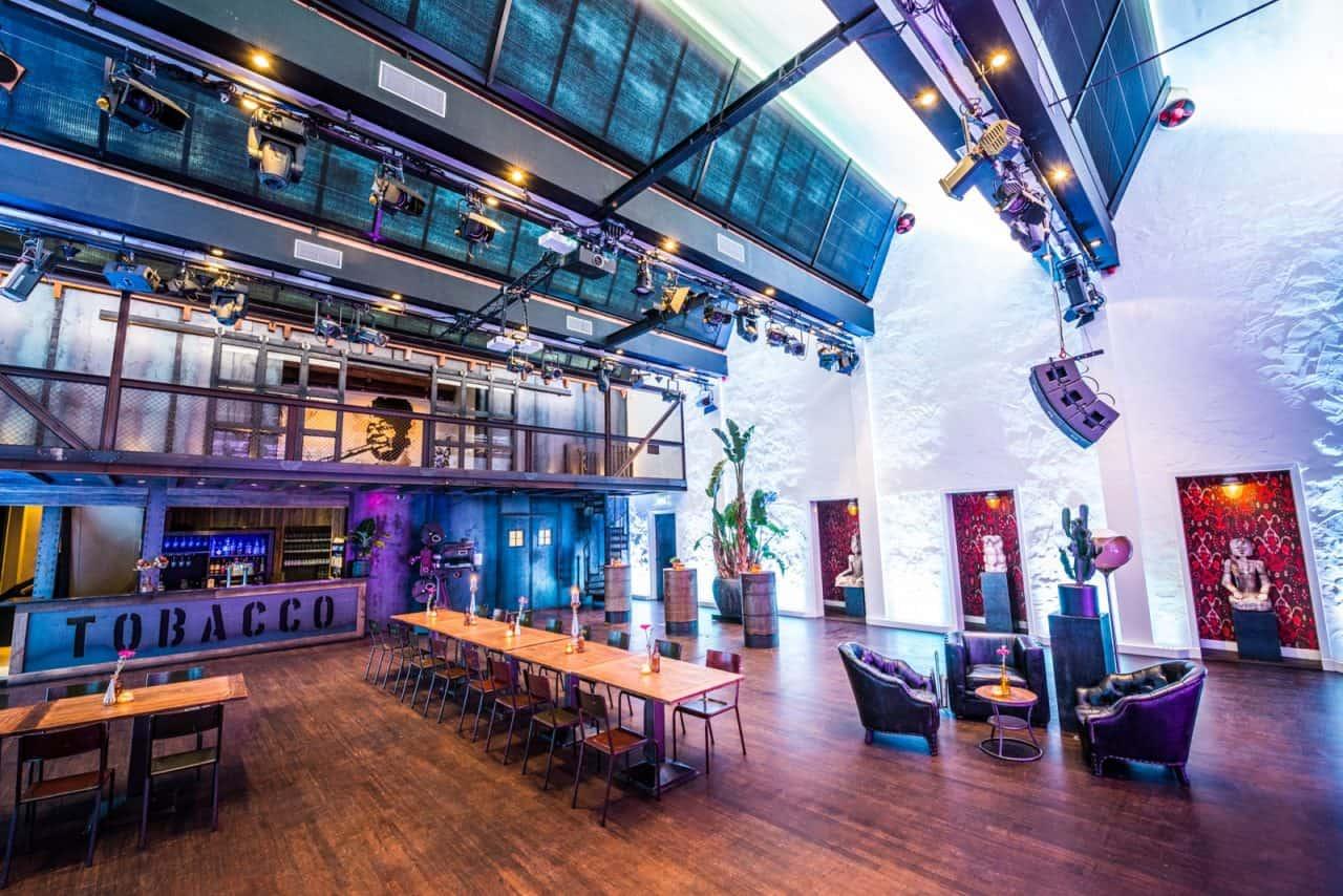 TOBACCO Theater Amsterdam