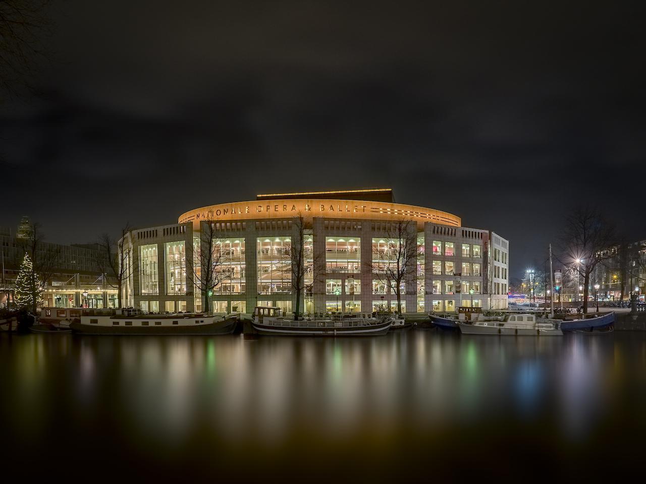 Nationale Opera & Ballet beloond voor duurzaam gebouw - GreaterVenues.com
